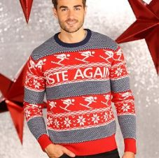PISTE AGAIN KNITTED JUMPER